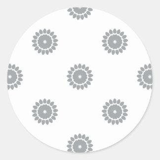 パロマの花模様4.png ラウンドシール