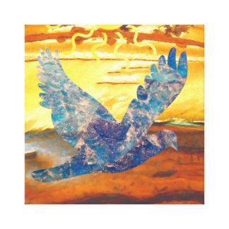 パロマDel Sol 2 (モーガンディエゴのコレクション) キャンバスプリント