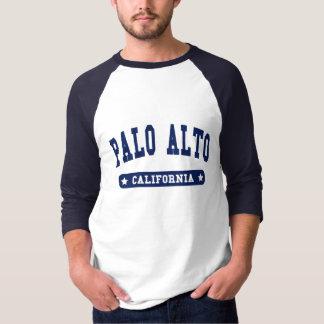 パロ・アルトカリフォルニアの大学スタイルのTシャツ Tシャツ