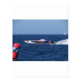 パワーボート ポストカード