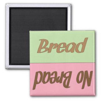 パンのメモの磁石 マグネット