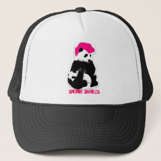 パンクのパンダ キャップ