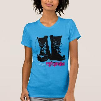 パンクの範例はTシャツを追い出します Tシャツ