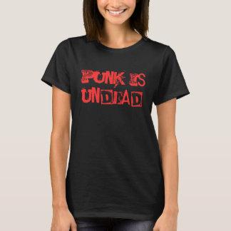 パンクは完全に死んでいないTシャツです Tシャツ