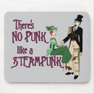 パンクはsteampunkを好みません マウスパッド