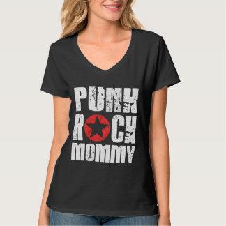 パンクロックのお母さん Tシャツ