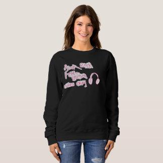 パンクロックのフェミニズム スウェットシャツ