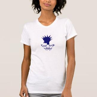 パンクロックのママ Tシャツ