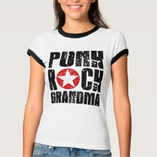 パンクロックの祖母 Tシャツ