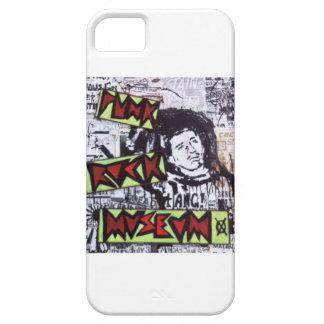 パンクロック博物館のJess Fixxの捧げ物のiphone 5の場合 iPhone SE/5/5s ケース