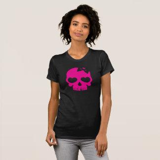 パンクロックGurl Tシャツ