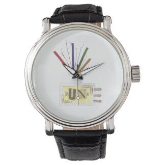 パンク部屋の拡散器の腕時計 腕時計