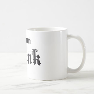パンク コーヒーマグカップ