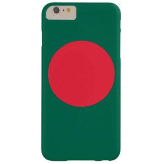 パングラデシュの旗の電話箱 BARELY THERE iPhone 6 PLUS ケース