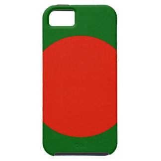 パングラデシュの旗 iPhone SE/5/5s ケース