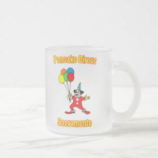 パンケーキサーカスのフロストのマグ フロストグラスマグカップ