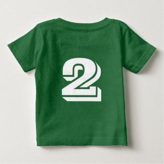 パンケーキパーティー2 ベビーTシャツ
