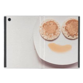 パンケーキ顔 iPad MINI ケース