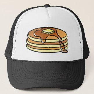 パンケーキ-トラック運転手の帽子 キャップ