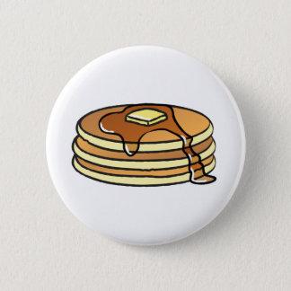 パンケーキ-ボタン 缶バッジ
