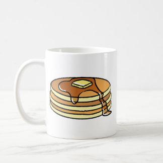 パンケーキ-マグ コーヒーマグカップ