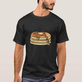 パンケーキ-人のTシャツ Tシャツ
