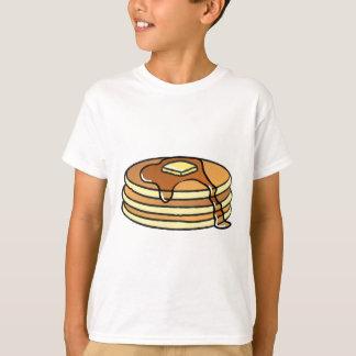 パンケーキ-子供のTシャツ Tシャツ