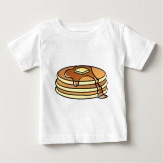 パンケーキ-幼児のTシャツ ベビーTシャツ