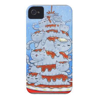 パンケーキiPhoneの場合 Case-Mate iPhone 4 ケース