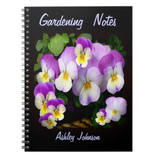 パンジーの~のノート ノートブック