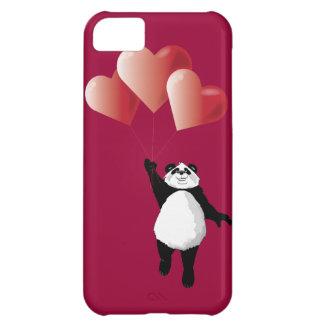 パンダおよび気球 iPhone5Cケース