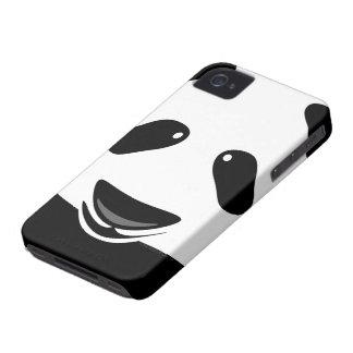 パンダくまのモダン Case-Mate iPhone 4 ケース