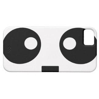 パンダくまの例カバー iPhone SE/5/5s ケース