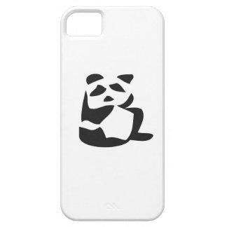 パンダくまの例! iPhone SE/5/5s ケース