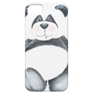 パンダくまの写真のiPhone iPhone SE/5/5s ケース