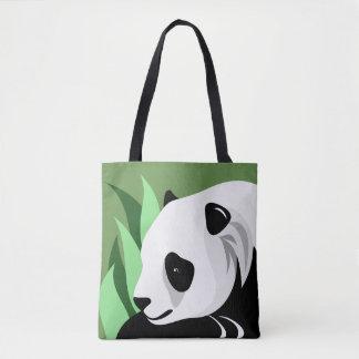 パンダくまの恋人のバッグ トートバッグ