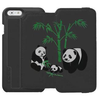 パンダくま家族 INCIPIO WATSON™ iPhone 5 財布型ケース