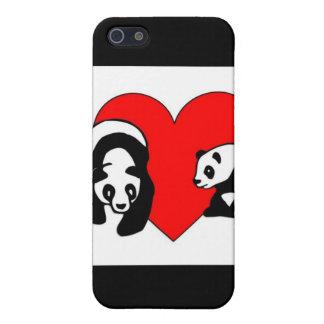 パンダくま愛 iPhone 5 COVER