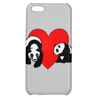 パンダくま愛 iPhone 5C CASE