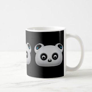 パンダくま コーヒーマグカップ
