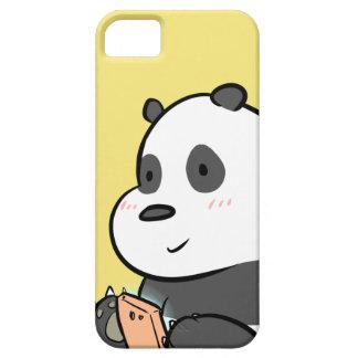 パンダくま-電話箱 iPhone SE/5/5s ケース