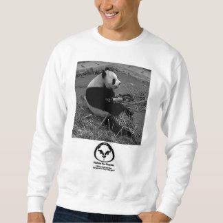 パンダのためのピストル スウェットシャツ