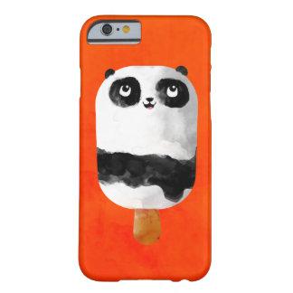 パンダのアイスキャンデーのアイスクリーム BARELY THERE iPhone 6 ケース