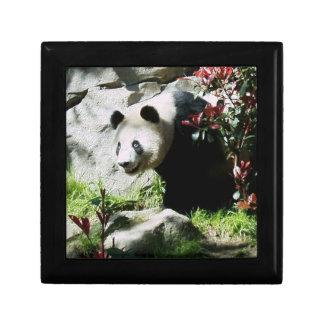 パンダのスマイルのギフト用の箱 ギフトボックス