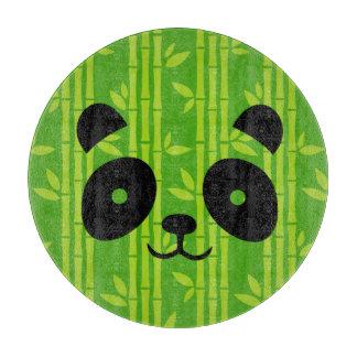 パンダのタケ カッティングボード