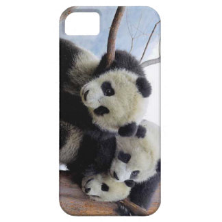 パンダのポッド iPhone SE/5/5s ケース