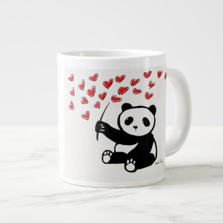 パンダのマグ ジャンボコーヒーマグカップ