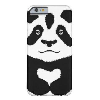 パンダの例 BARELY THERE iPhone 6 ケース