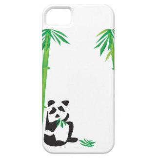 パンダの例 iPhone SE/5/5s ケース
