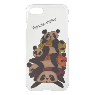 パンダの冷えること iPhone 8/7 ケース